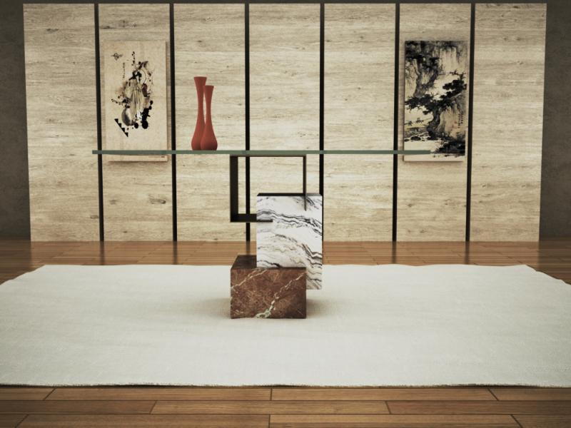 Mesas de comedor en Európolis -Palisandro e Interiorismo