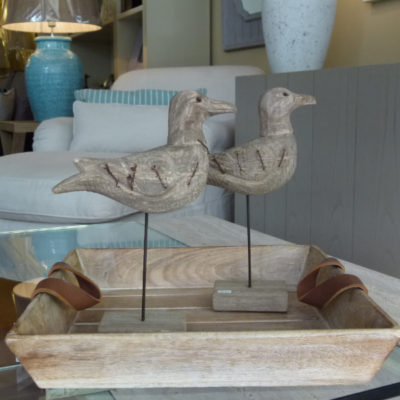 Patos de decoración