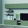 Composición muebles salón