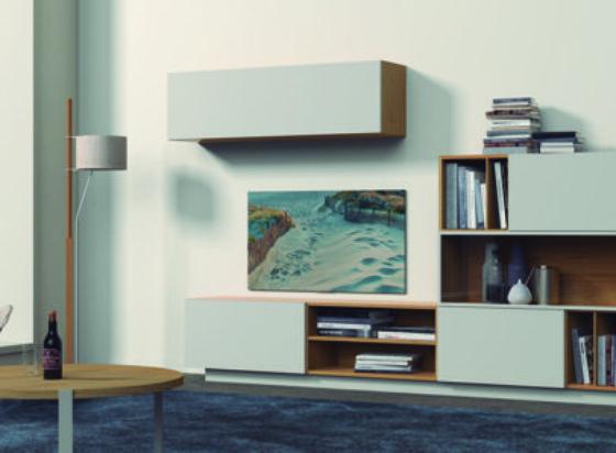 Composición muebles de salón európolis
