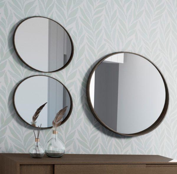 Espejos redondos