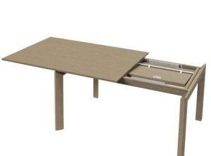 Mesa comedor Bristol roble