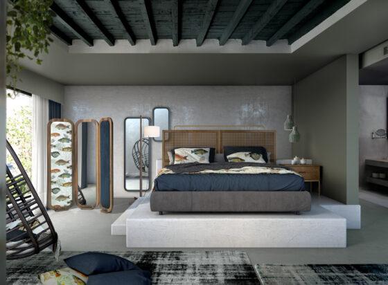 dormitorio-gris-madera