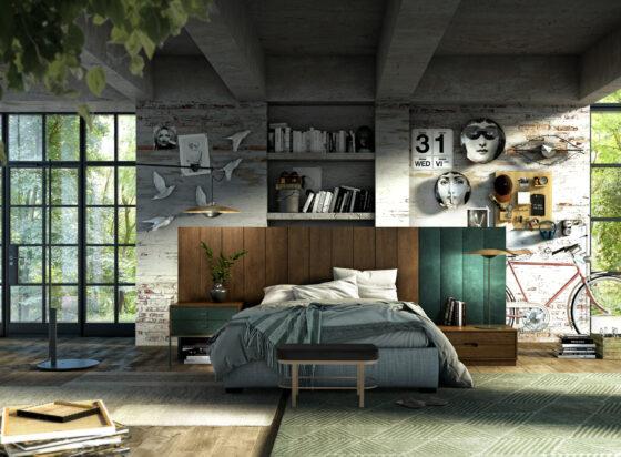 dormitorio-verdes
